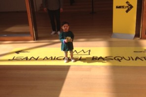 the AGO and basquiat…